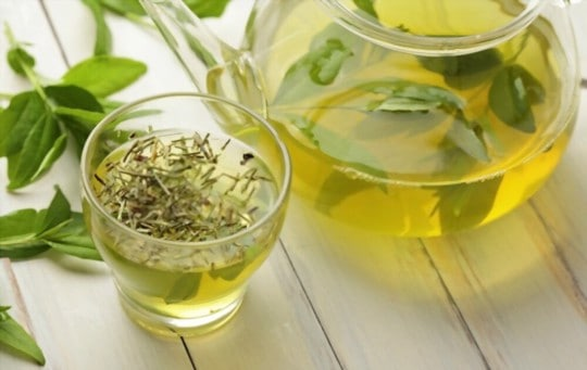 is bitter green tea good for you