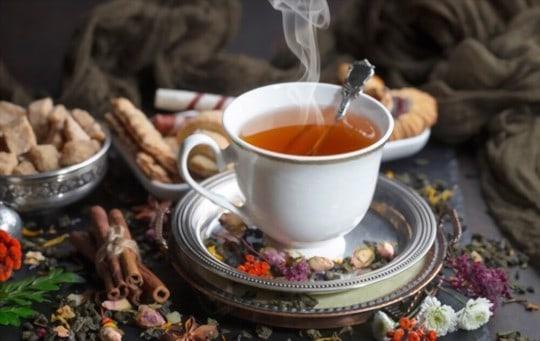 is black tea bitter or sweet