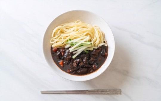 is jajangmyeon healthy