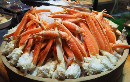 king crabs vs snow crabs