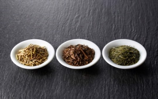 popular types of green tea
