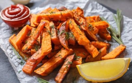 sweet potato recipes that freeze well