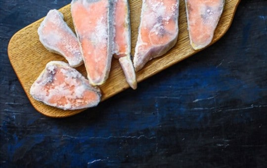 things to avoid when defrosting salmon