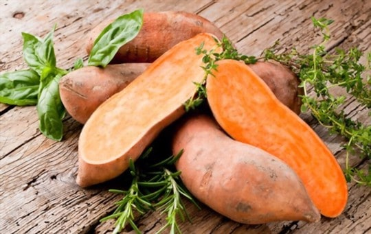 what are sweet potatoes