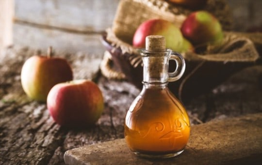 what does apple cider vinegar smell like