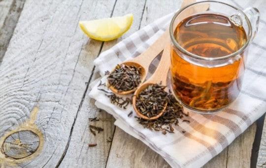 what does black tea taste like