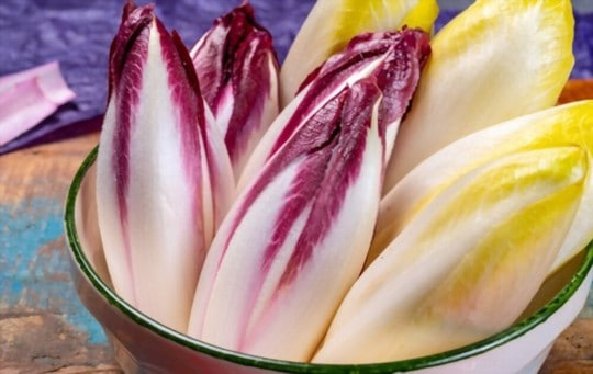 what does chicory vegetable taste like