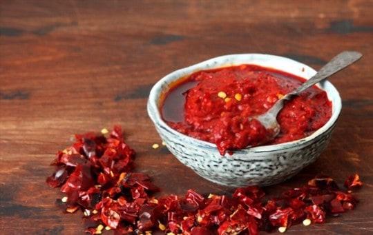 what does harissa taste like