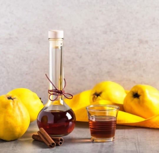 what does quince gin taste like