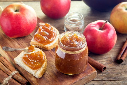 what is apple butter