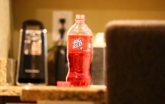 what is big red soda