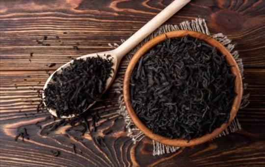 what is black tea