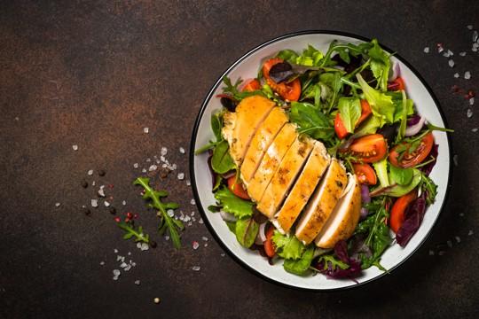 what is chicken salad