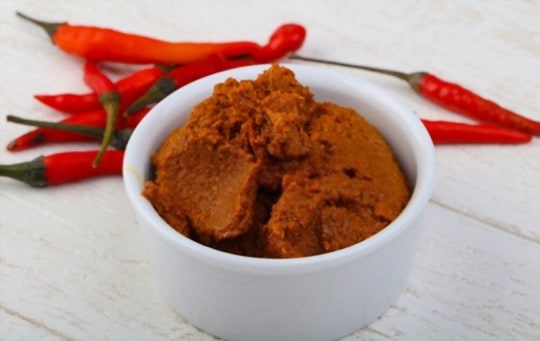 what is curry paste