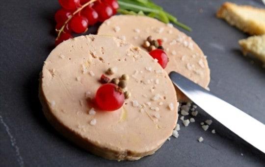 what is foie gras