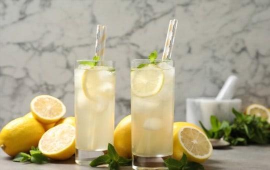 what is lemon water