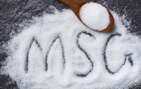 what is msg monosodium glutamate