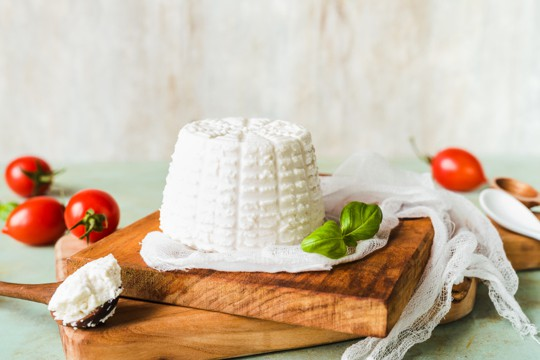 what is ricotta cheese