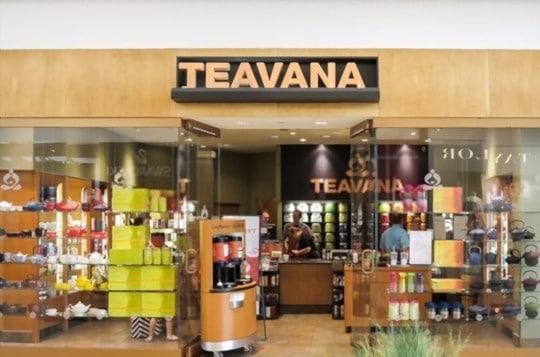 what is teavana tea