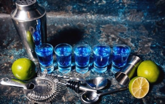 what is the best blue curacao
