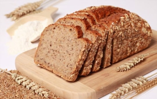 what is wheat bread