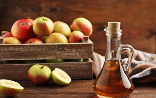 what kills the taste of apple cider vinegar