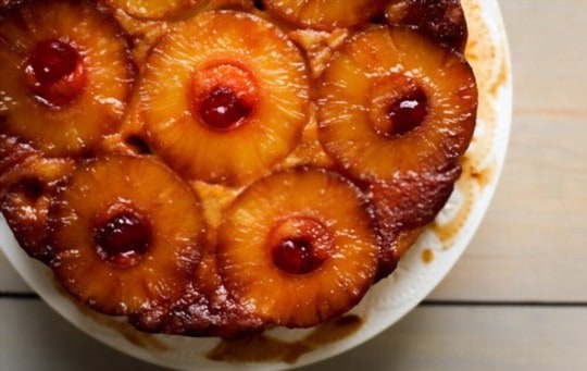 are mini pineapple upside down cakes safe to freeze