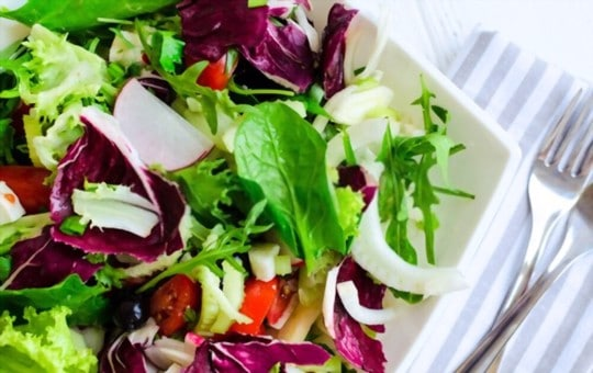 arugula salad with fennel lemon dressing and parmesan