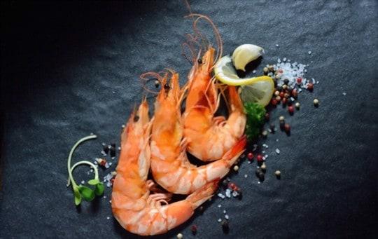 can you freeze shrimp cocktail