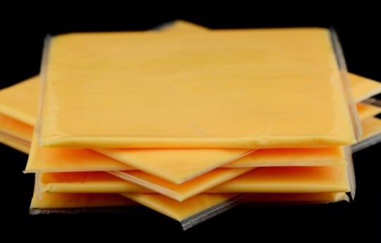 difference between american cheese real cheese