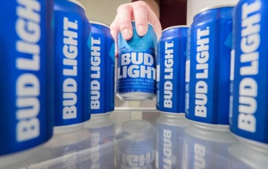 different flavors of bud light
