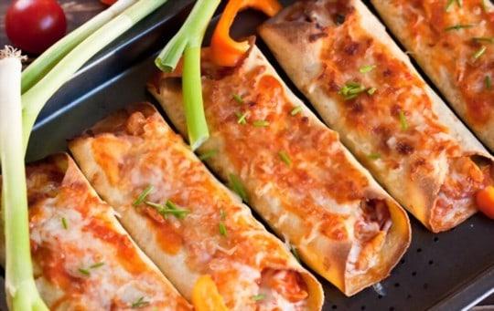 does freezing affect enchiladas