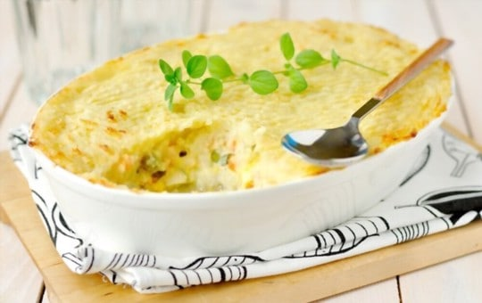 does freezing affect fish pie quality