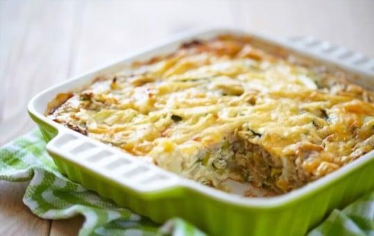 freezing cabbage casserole