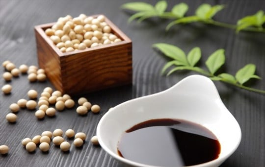how is soy sauce made