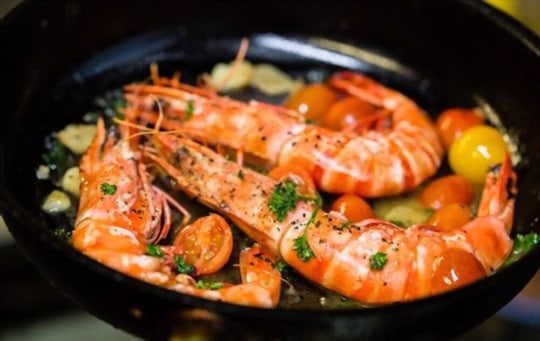 how long can you freeze cooked shrimp