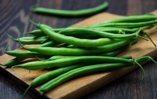 how long do green beans last