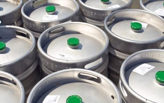 how long does a keg of heineken stay fresh