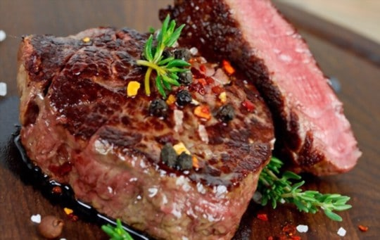 how long does cooked beef last