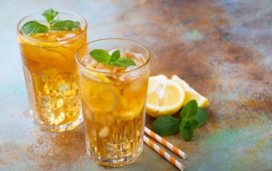 how long does sweet tea last