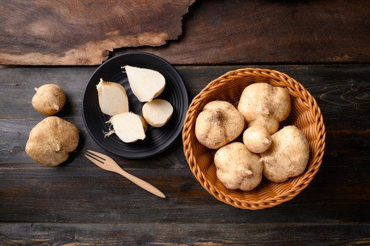 how to choose jicama
