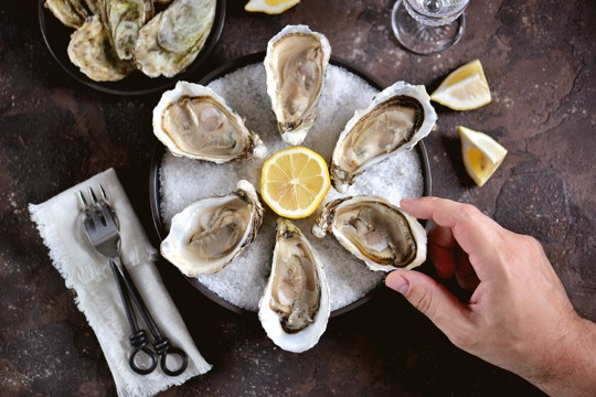 how to find and choose oysters