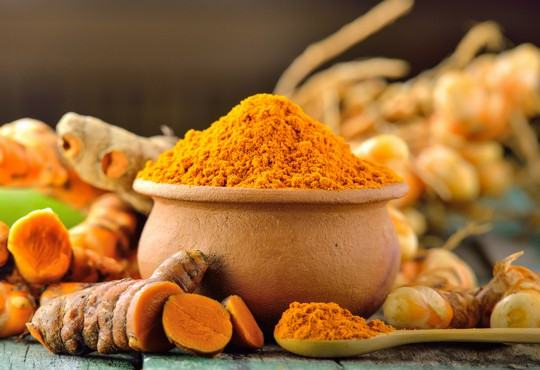 how to find and choose turmeric at grocery store