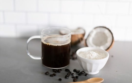 how to freeze a portion of coffee creamer