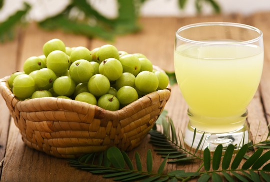 how to make amla juice