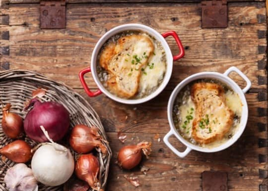 how to properly freeze onion soup