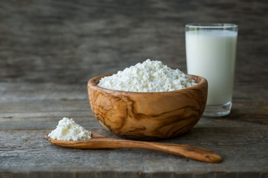 how to store cottage cheese
