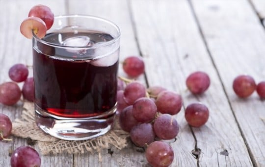 how to store grape juice