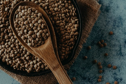 how to store lentils