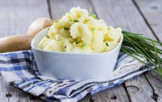 how to store mashed potatoes